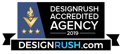 Design Rush Accredited Badge